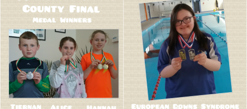 Congratulations to our Club swimmers